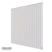 Vertical blinds V FORM