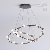 Chandelier ODEON LIGHT 4156 / 99L VERICA