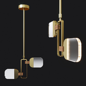 Versmissen - DISLOCATE HANGING LAMP