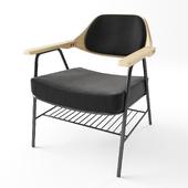 Oliver Hrubiak for John Lewis Finn Lounge Chair