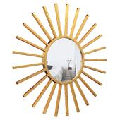 Neetu Modern Sun Accent Mirror EYQN5240