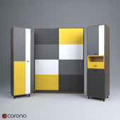 Cabinets Concept from Divan.ru
