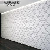Wall Panel 32