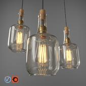 Tortuga vintage lamp