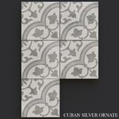 Peronda Cuban Silver Ornate