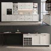 """Kitchen set """"Arredo3 Frida Classic""""."""