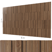 Decorative wall 85.