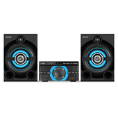 Audio system Sony MHC-M60D