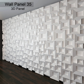 Wall Panel 35