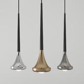 Davis LED pendant light by Kuzco Lighting