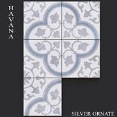 Peronda Havana Silver Ornate