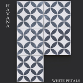 Peronda Havana White Petals