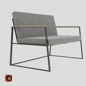 Metal sofa Special Sofa