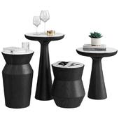 Gallotti & Radice Coffee table Fante & Dama