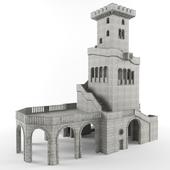 Akhun Tower