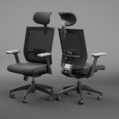 Office chair T04 Z MAX