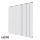 Vertical blinds V FORM PLAST