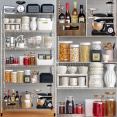 17-Kitchen shelf