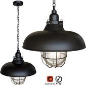 19-black retro lamp