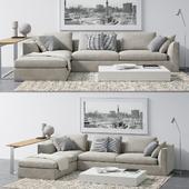Sofa Richard B&B Italia