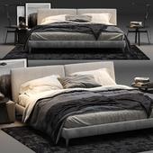 Maxalto Selene - Bed