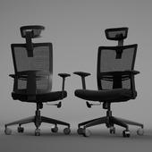 Office chair CH-133 wiz high black