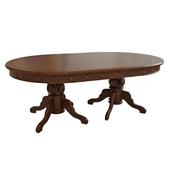 Threaded Dining Table 03