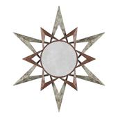 Amary round mirror
