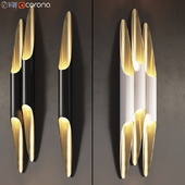 Delightfull Coltrane Wall Sconce - 3 Types