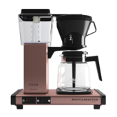 Drip coffee maker MoccaMaster KB 741 AO copper from Techni Vorm