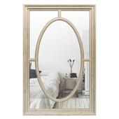 Ingle Wood Wall Accent Mirror SBNQ1067