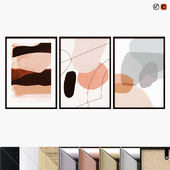 Abstract Posters Set 02