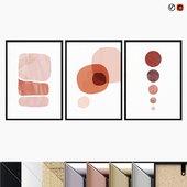 Abstract Posters Set 03