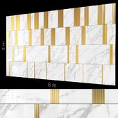 Decorative wall 103.