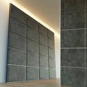 Декоративная стена. Мягкая панель. 6