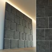 Декоративная стена. Мягкая панель. 7
