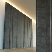 Декоративная стена. Мягкая панель. 8