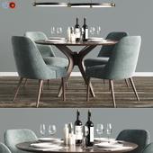 Modern Dinning Set 2