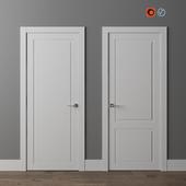 Двери Волховец Neo Classic 8001 8002