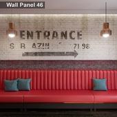 Wall Panel 46