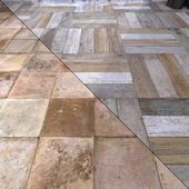 Floor Set 1 - Vray Material