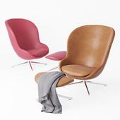 Normann Copenhagen Hyg Lounge Chair