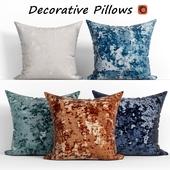Decorative pillows set 147 West elm