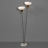 Unusual Stilnovo Floor Lamp