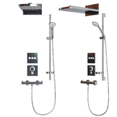 Shower system Hansgrohe