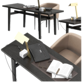 Poliform Home hotel desk set