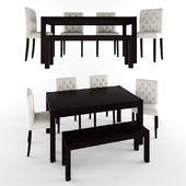 Galsworthy Dining Set