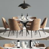 Modern Dinning Set 4