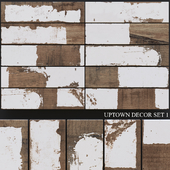 Peronda Uptown Decor Set 1