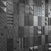 Lithea Maioliche di pietra 3d wall tiles